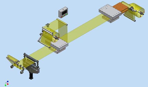 全自动真空包装机,全自动拉伸膜真空包装机